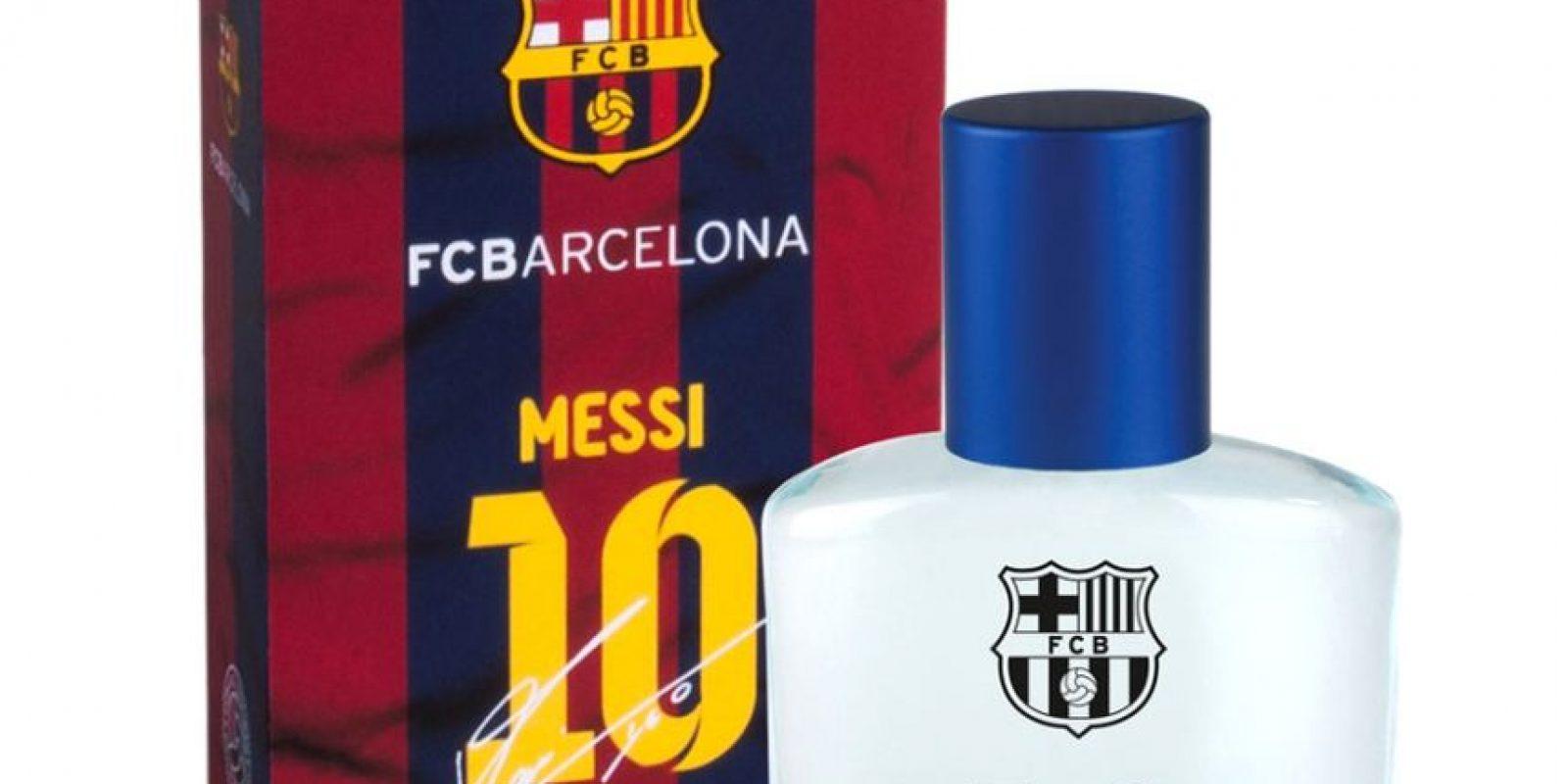 La más exitosa de ellas fue el perfume de Lionel Messi. Foto:mercadolibre.com.mx