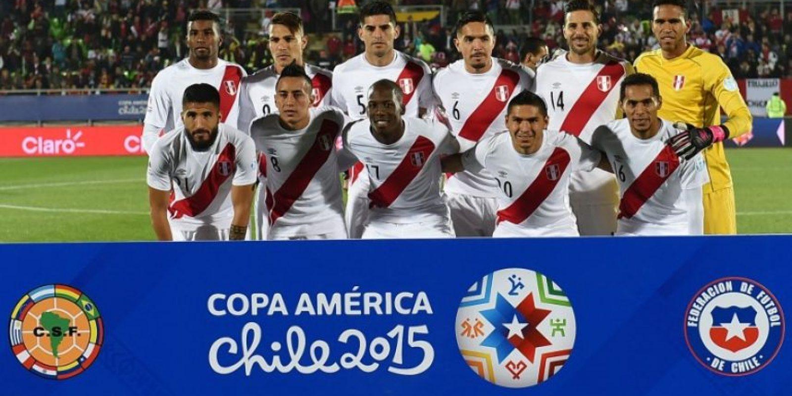 Perú Foto:AFP