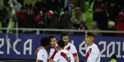 Pero cayó en el primer partido ante Brasil Foto:AFP