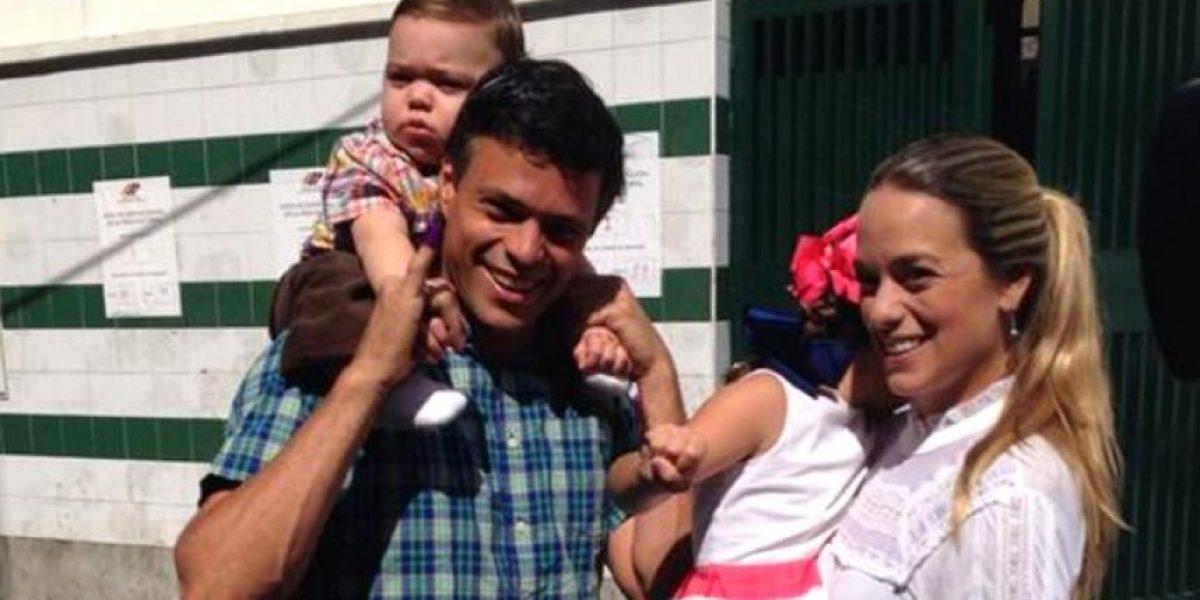 ¡Conmovedor! Los mensajes que enviaron los hijos de presos políticos por el Día del Padre