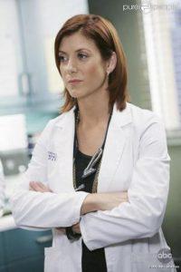 """Kate Walsh en """"Grey's Anatomy"""""""
