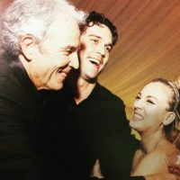 "Kaley Cuoco, la protagonista de ""The Big Bang Theory"", recordó los momentos felices con su padre. Foto: vía instagram.com/normancook"