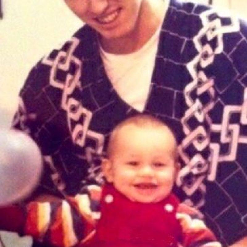 James Franco demostró que es idéntico a su papá. Foto:vía instagram.com/jamesfrancotv