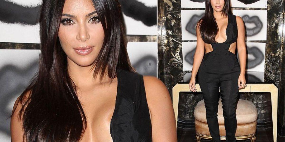 Kim Kardashian fue atacada y abucheada durante una entrevista