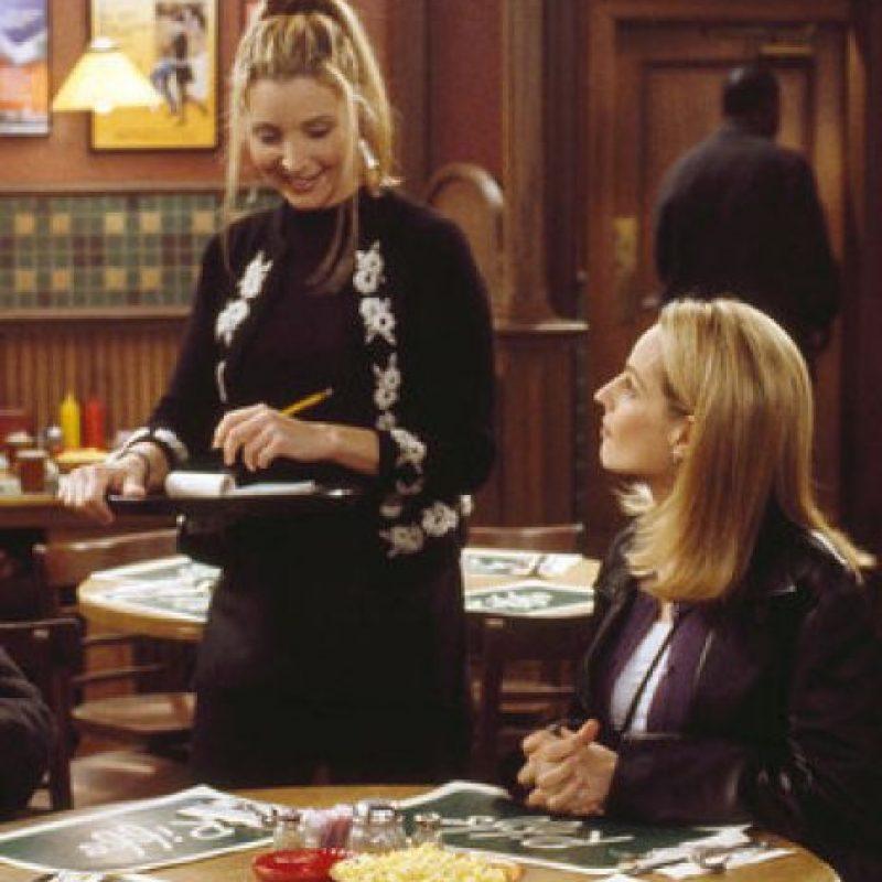 "Lisa Kudrow en ""Mad About You"" Foto:Agencias"