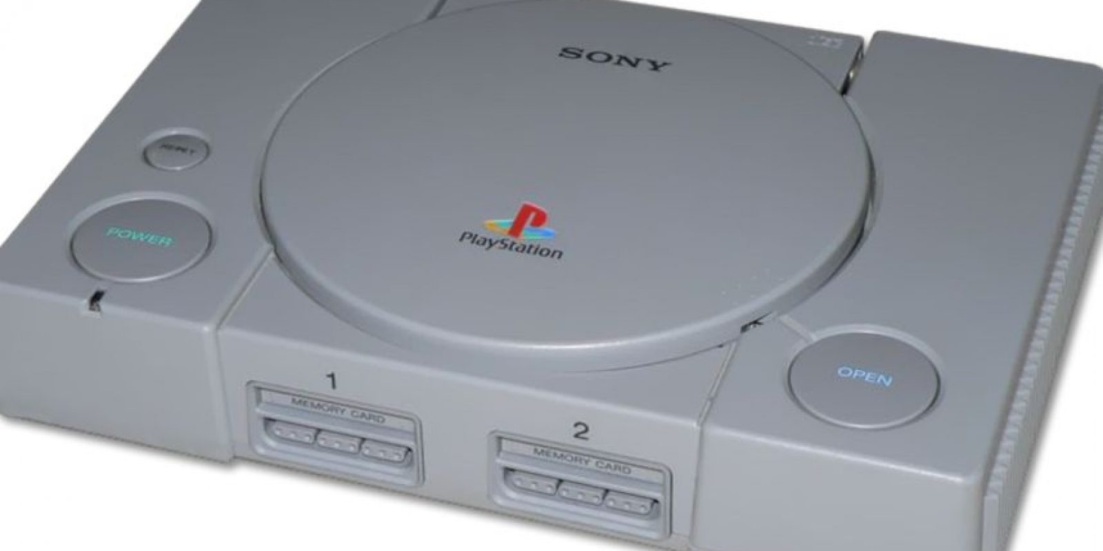 PlayStation One es una videoconsola de sobremesa de 32 bits lanzada por Sony Computer Entertainment. fue pionera en el empleo del CD-ROM como soporte de almacenamiento para sus juegos Foto:Sony