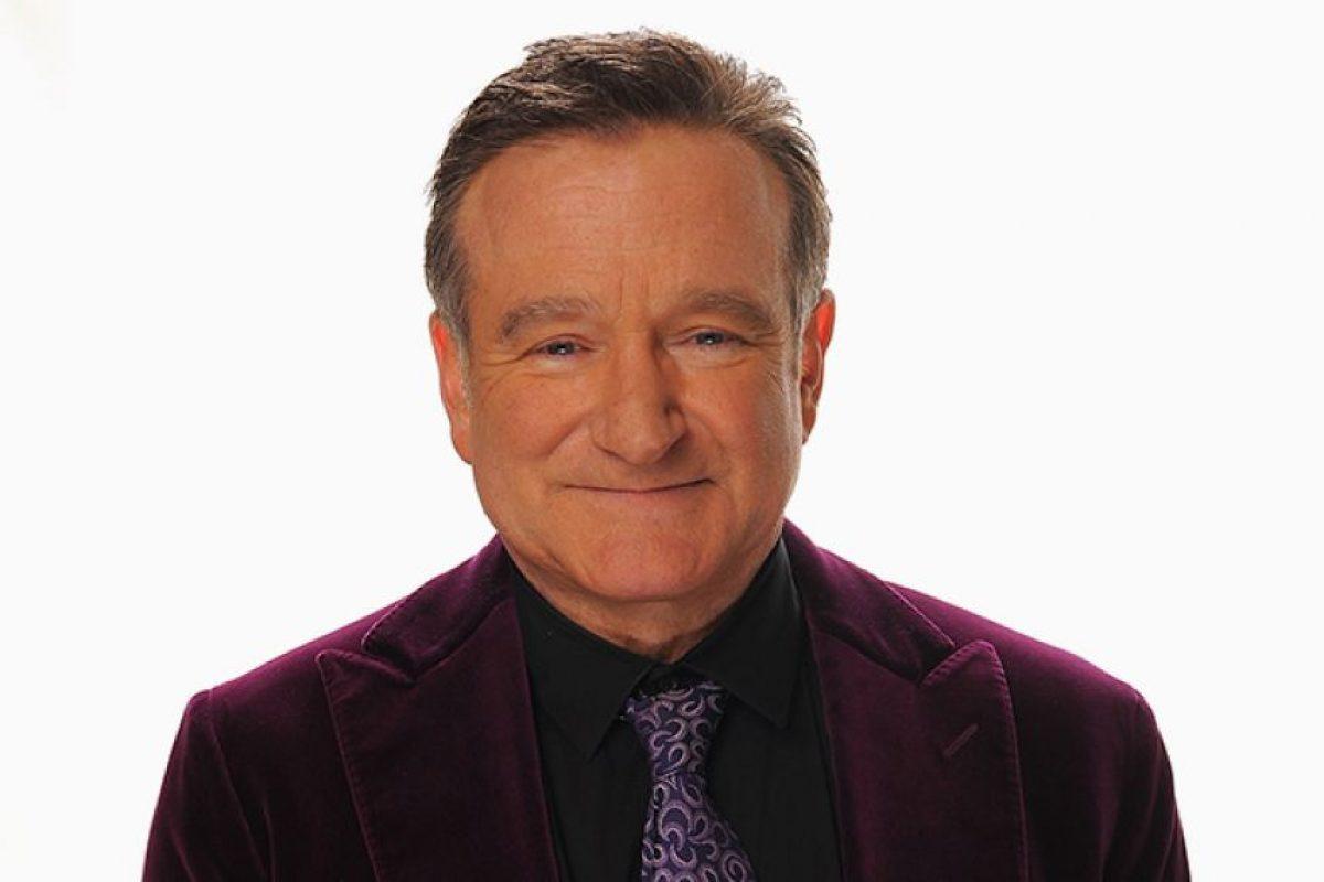 Robin Williams Foto:Agencias