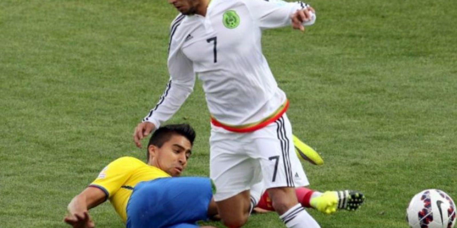No pudieron ganar Foto:AFP