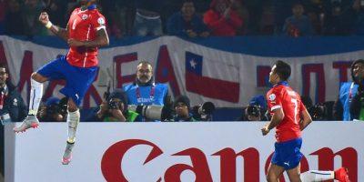Chile celebra el triunfo ante Ecuador