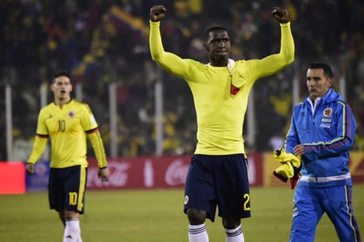La sorpresiva victoria de Colombia sobre Brasil Foto:AFP