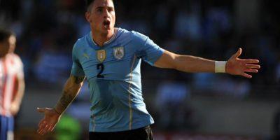 Sólido en la zaga y aportó un gol ante Paraguay Foto:Getty Images