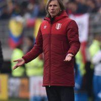 """El argentino le ha dado orden a la """"Bicolor"""", que clasificó a cuartos de final Foto:Getty Images"""