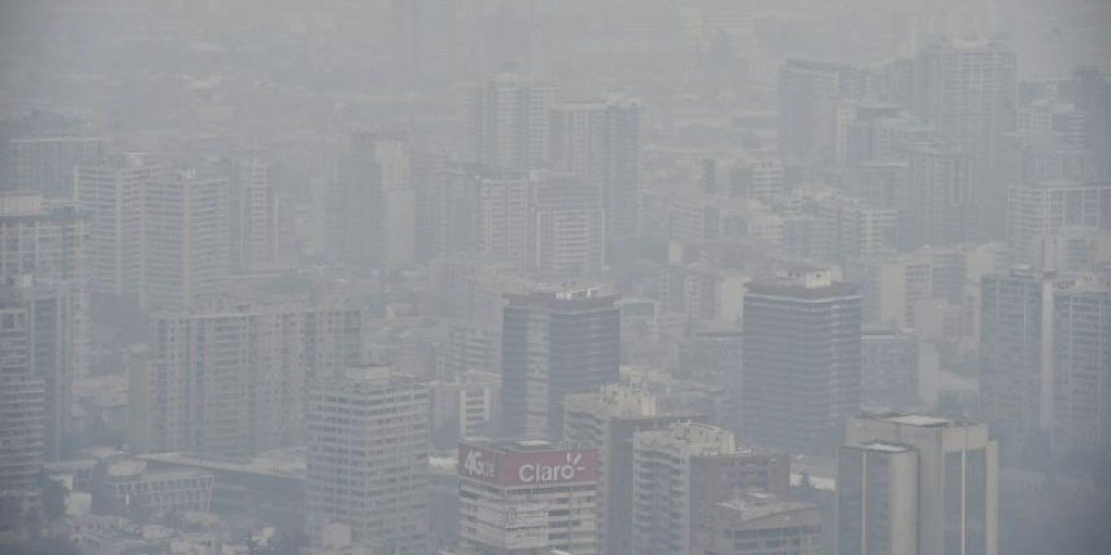 Y 1.7 millones de automóviles no puede circular Foto:AFP