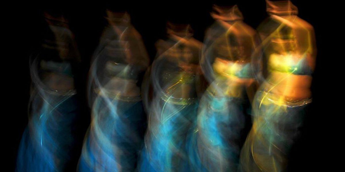 Fotos estáticas donde se mira el movimiento