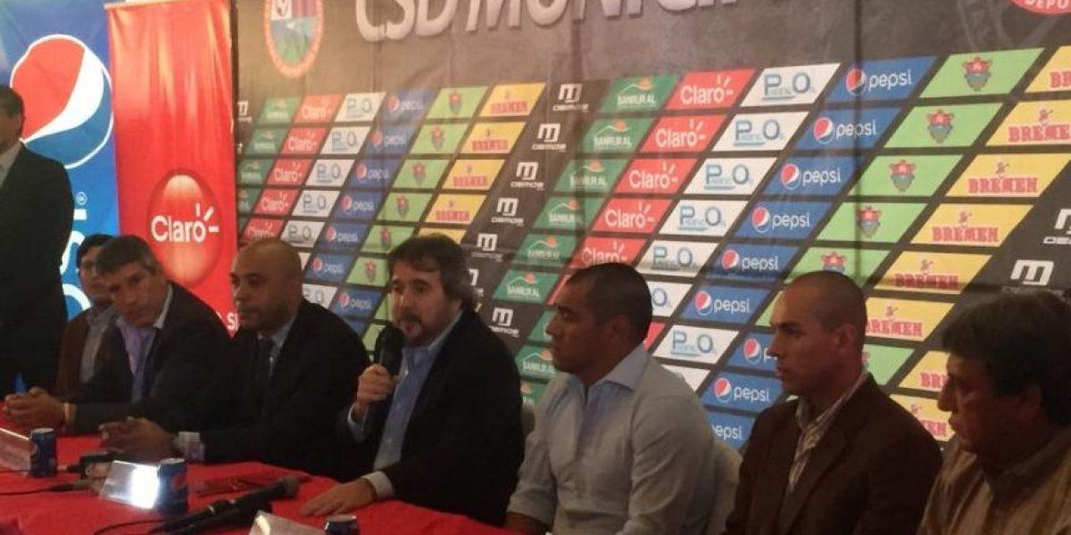 Mauricio Wright es el nuevo técnico de los Rojos