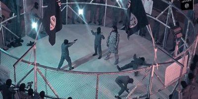 """FOTOS: """"Jaula del Terror de ISIS"""", donde entrenan a jóvenes terroristas"""