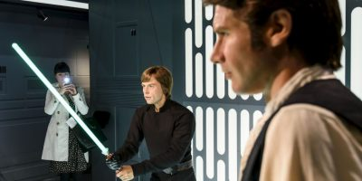 """La primera imagen de """"Luke Skywalker"""" fue filtrada por el portal """"theforce.net"""". Foto:Getty Images"""