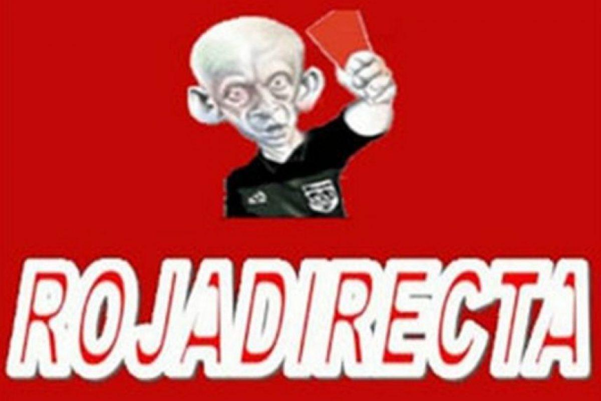 Rojadirecta ya no puede transmitir partidos de fútbol. Foto:Rojadirecta