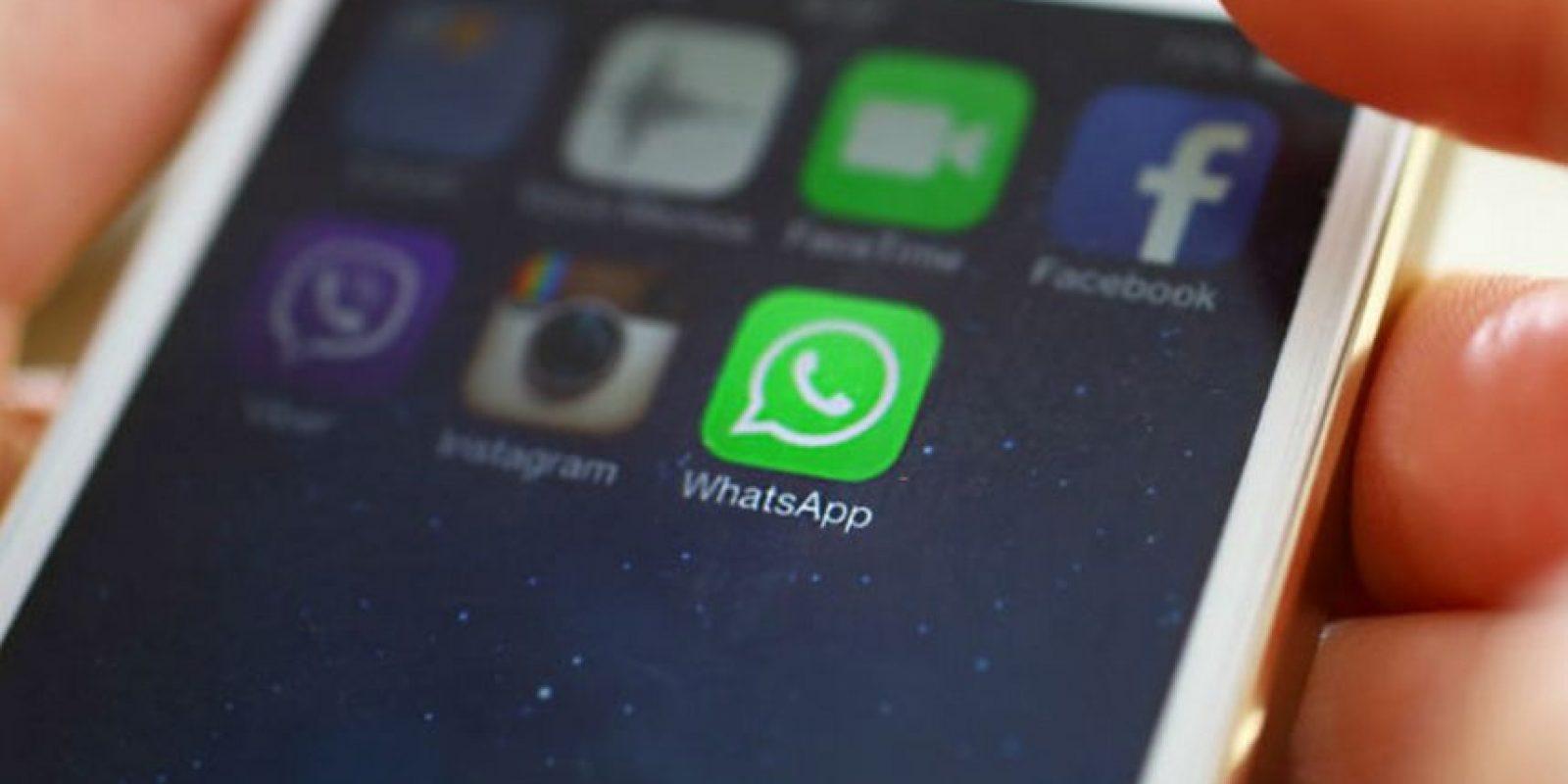 Su smartphone puede ser contaminado con un virus por recibir mensajes o archivos que envían los usuarios. Foto:Tumblr