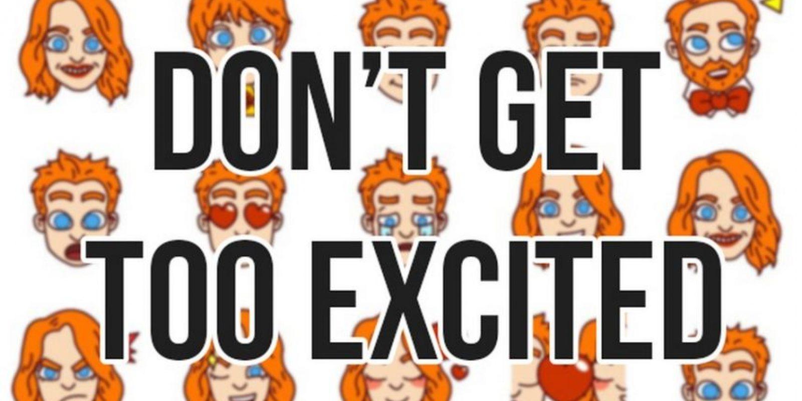 También hay memes al respecto. Foto:gingerparrot.co.uk