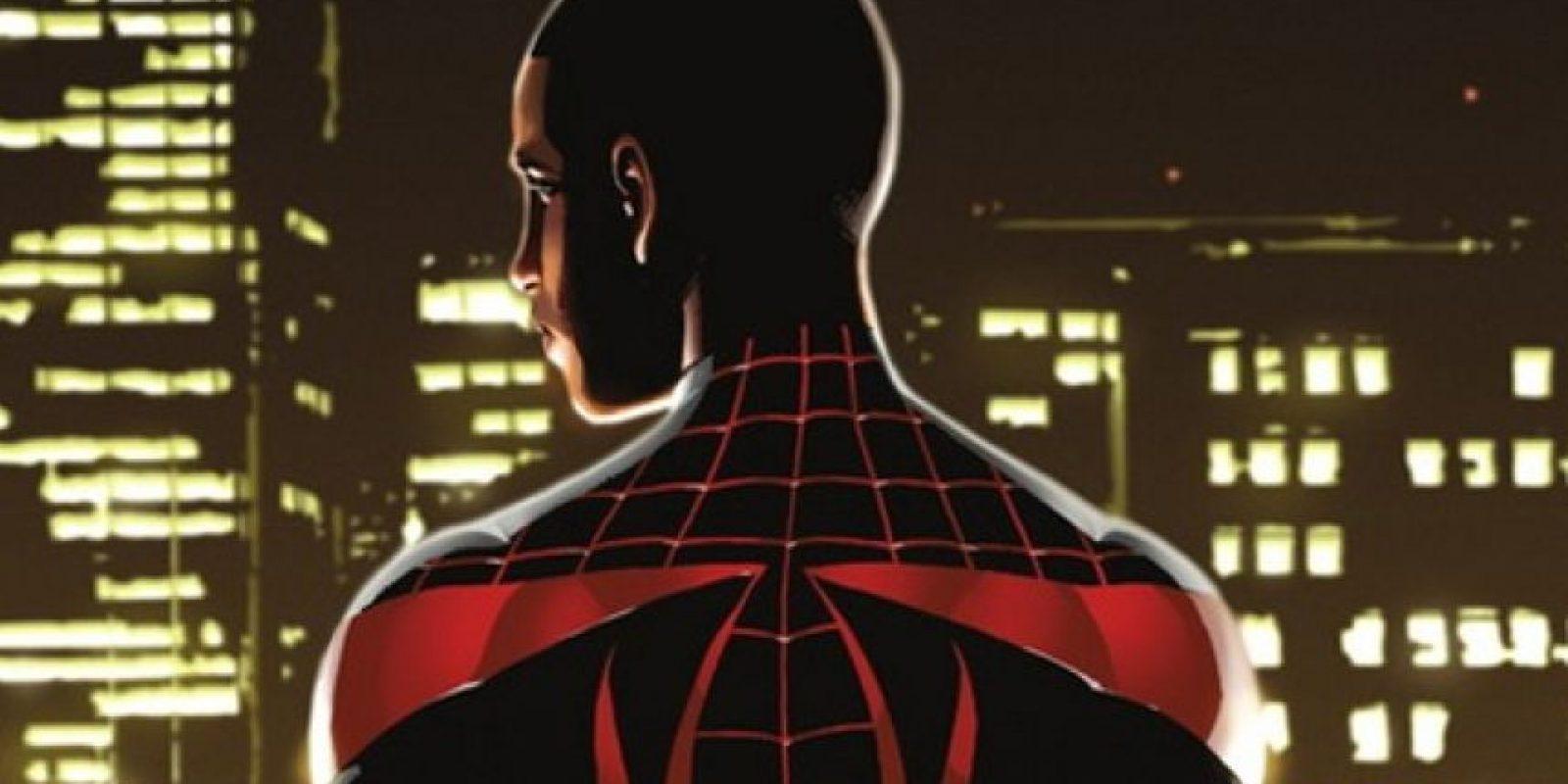 """El joven de tez y cabello oscuro apareció por primera vez en """"Ultimate Spider-Man"""", una versión alternativa al Universo Marvel. Foto:Marvel"""