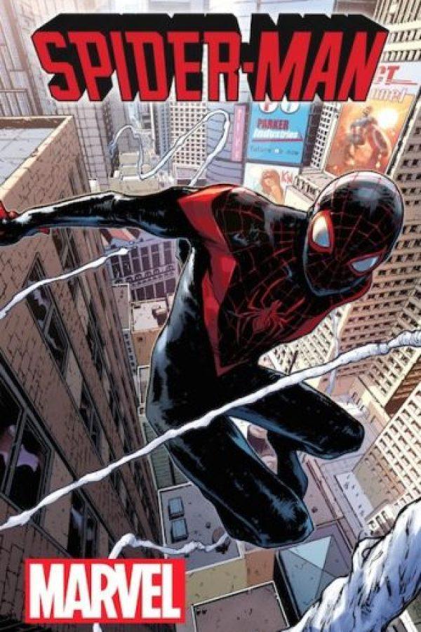 """""""Miles Morales"""" será el protagonista del relanzamiento de la serie de cómics de """"Spider-Man"""". Foto:Marvel"""