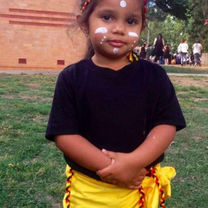Como el caso llegó a los medios, la madre de Samara comenzó a recibir apoyo. Foto:vía Facebook/Rachel Muir