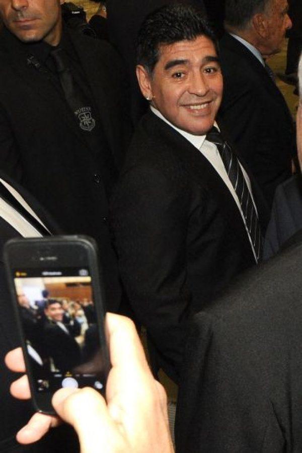 """""""Platini tiene que aclarar los 187 partidos que tiene arreglados, que me lo dijo a mí en Dubai"""" Foto:Getty Images"""