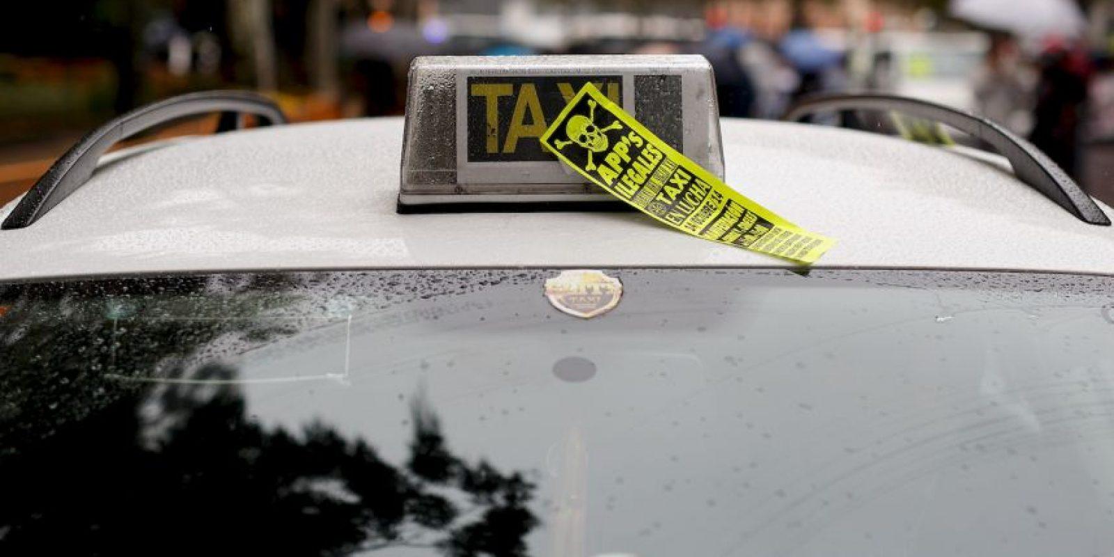 El martes 17 de junio, la Comisión Laboral de California falló en favor de una chofer de Uber, la cual será considerada como una empleada y no como contratista independiente Foto:Getty Images