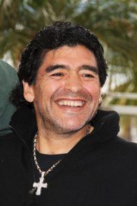 """Y un año después, fue estrenado el documental """"Maradona"""". Foto:Getty Images"""