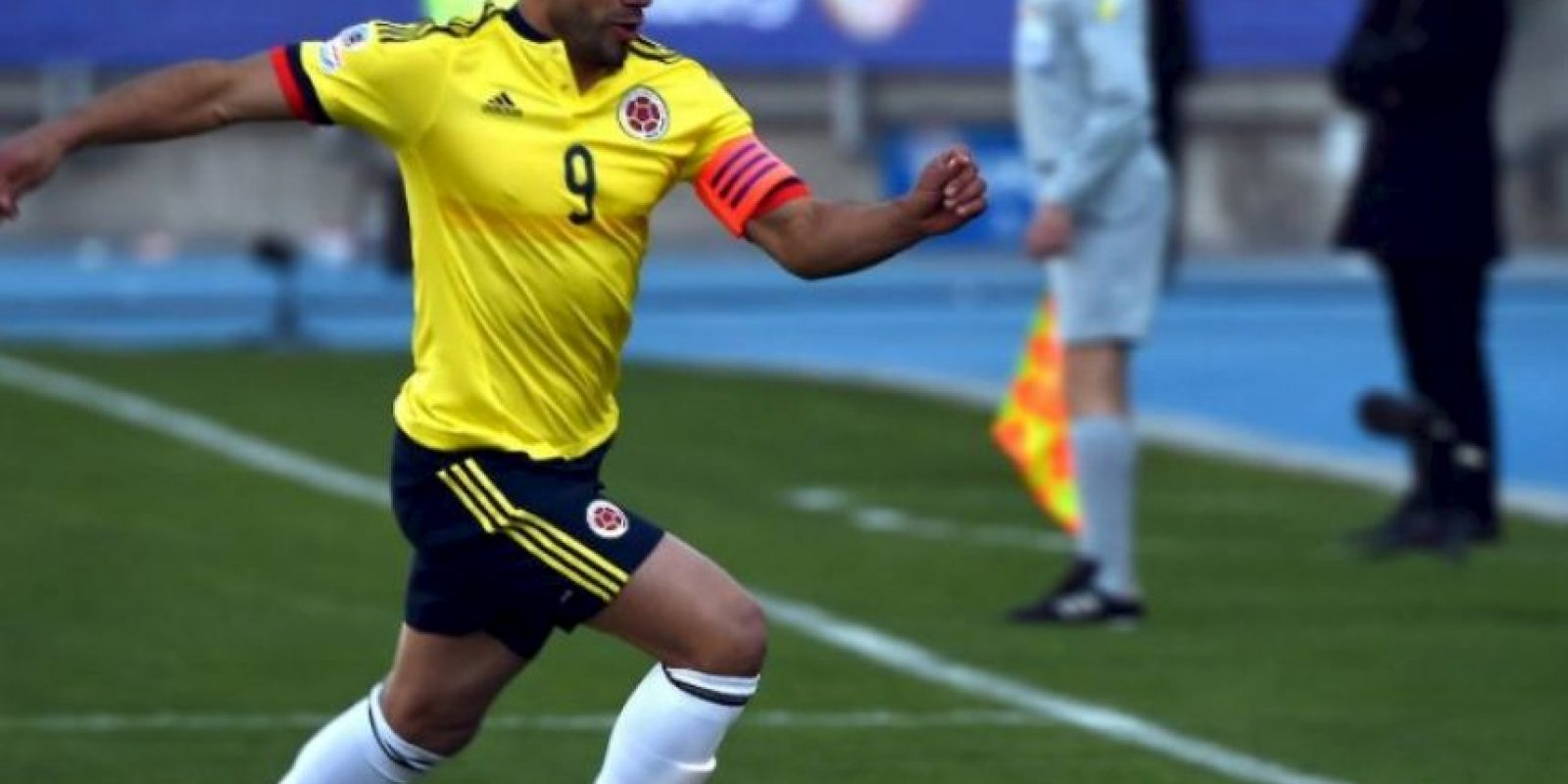 Los colombianos pasaron como uno de los mejores terceros lugares Foto:AFP