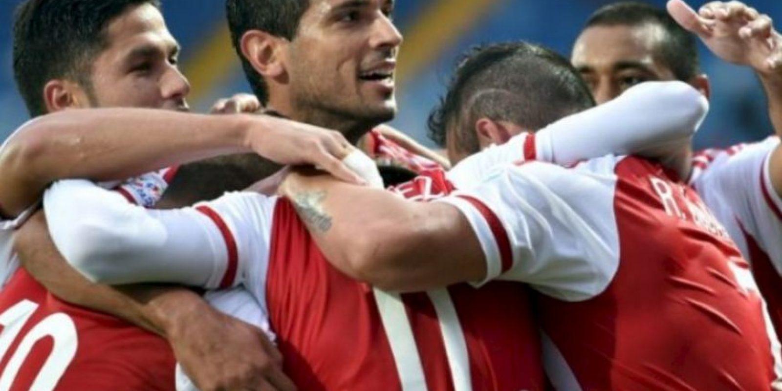 Enfrentará a Paraguay, segundo lugar del sector B Foto:AFP
