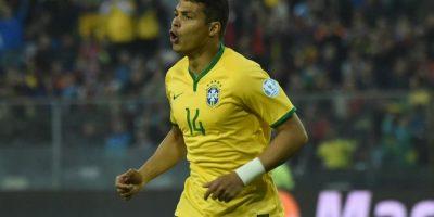 Thiago Silva (Brasil) Foto:Getty Images