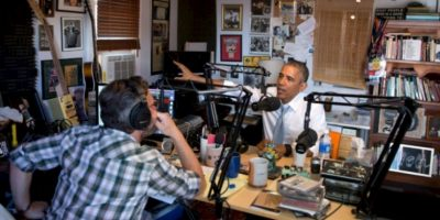 """Barack Obama dice la palabra """"nigger"""" en una entrevista"""