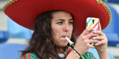 Las fieles aztecas Foto:AFP