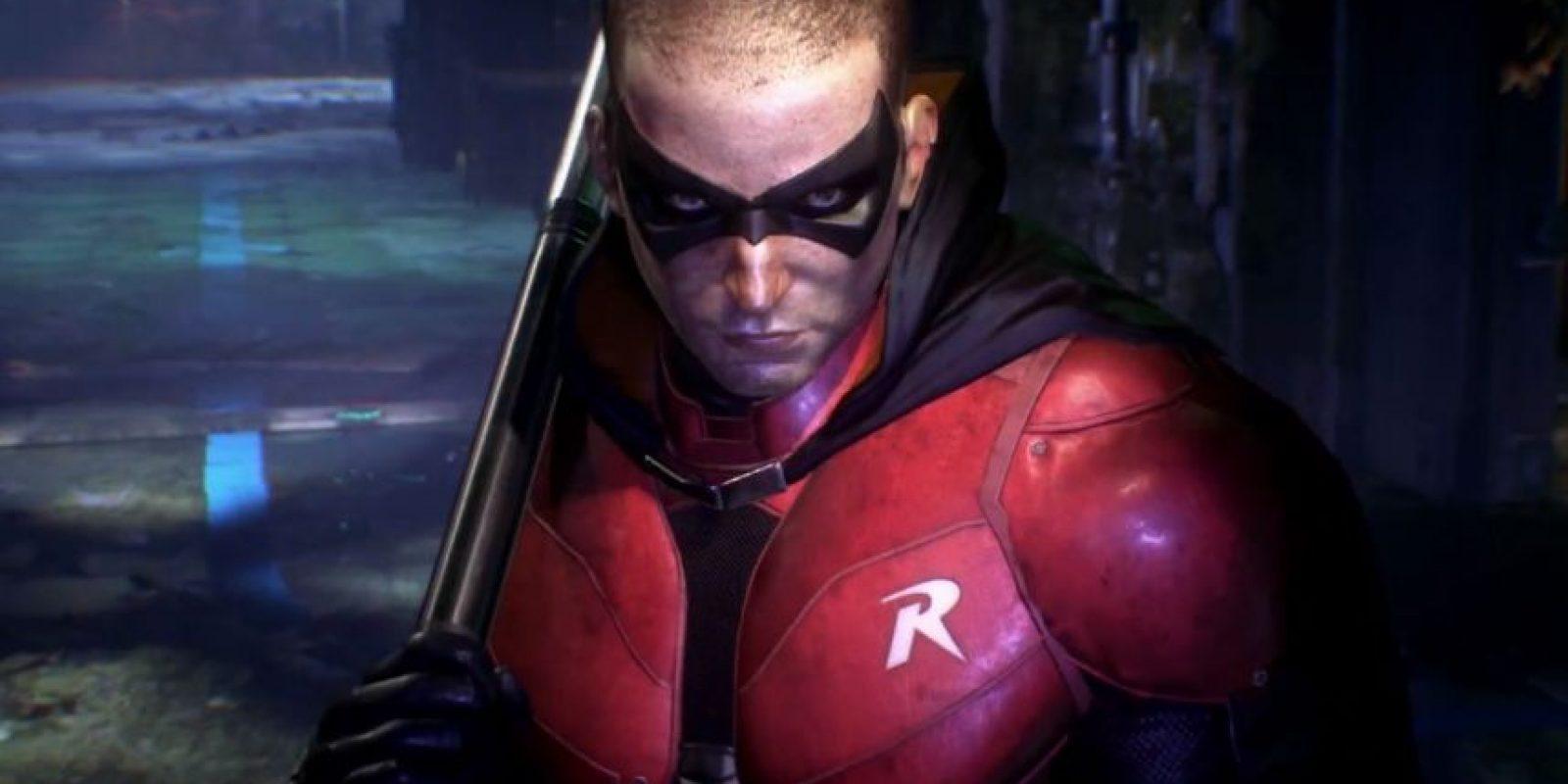 """y """"Robin"""" Foto:Rocksteady"""