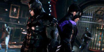 """En este clip se aprecia más a detalle a los ayudantes del superhéroe como """"Ala Nocturna"""" Foto:Rocksteady"""
