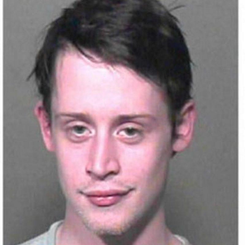 Fue detenido en la cárcel del condado de Oklahoma y la fianza fue fijada en seis mil dólares. Foto:Vía Tumbrl