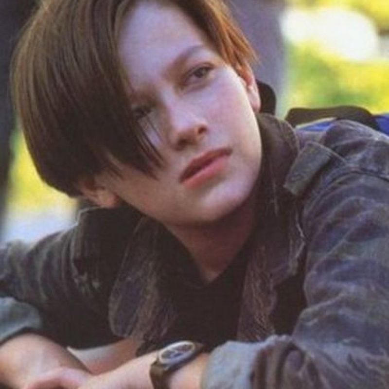 """Edward Furlong nació el 2 de agosto de 1977, a los 14 años desempeñó el papel de John Connor en """"Terminator 2"""". Foto:Vía imdb.com"""