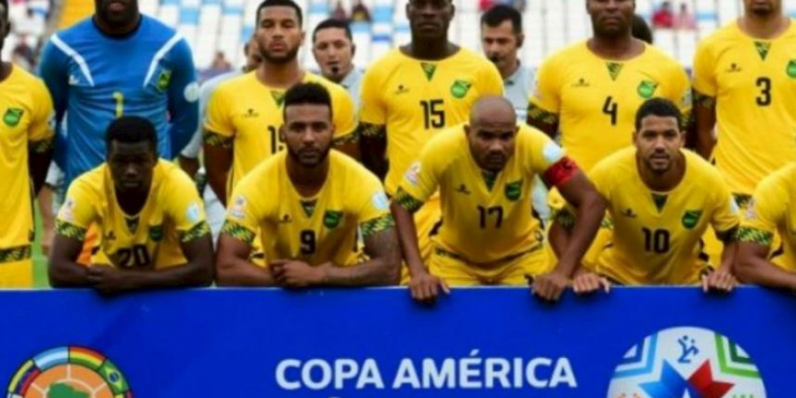 9. Jamaica Foto:AFP