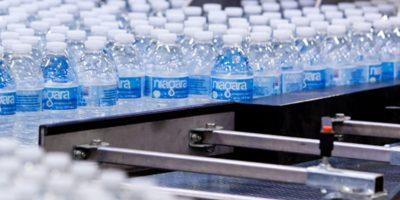 Empresa de agua potable retira productos por bacteria