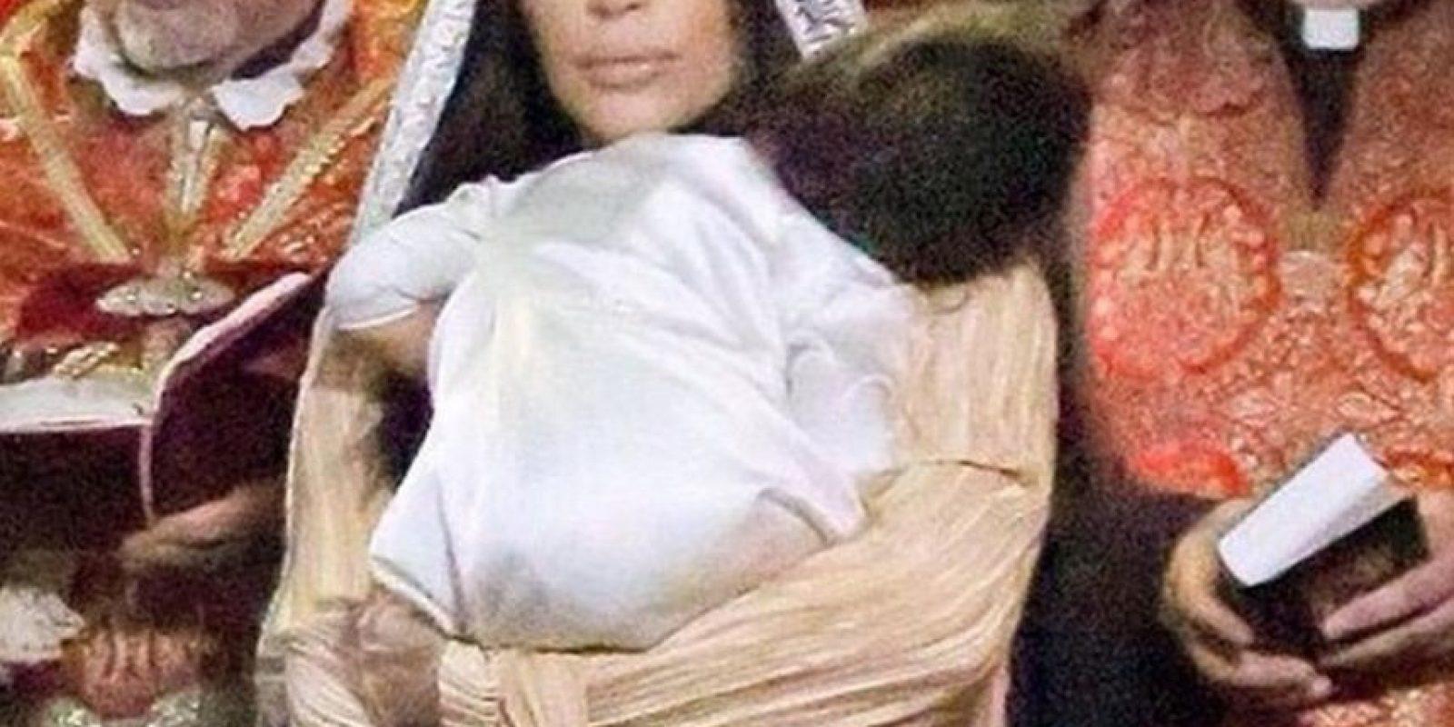Se tiene programado que el bebé de Kim nazca en diciembre Foto:Vía instagram.com/kimkardashian/