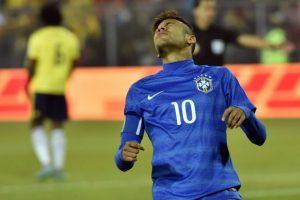 1. Neymar Foto:AFP