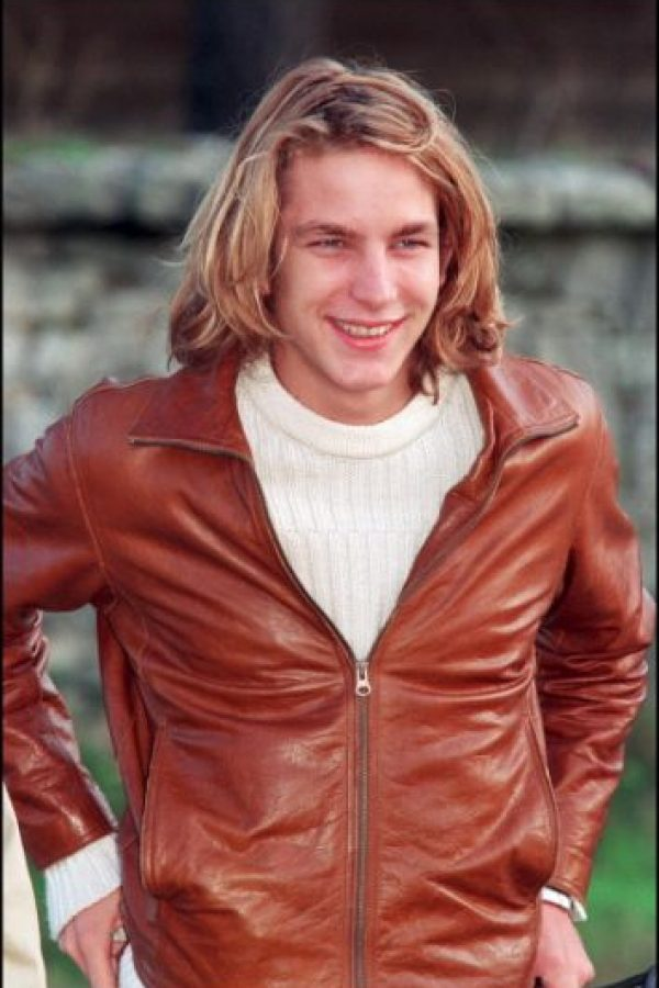 Es Andrea Casiraghi, hijo de Carolina de Mónaco. Era como ver al novio imaginario de sus sueños. Foto:vía Getty Images
