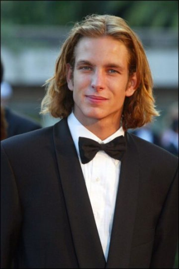 """Acá en 2004. Era tan bonito como """"Encantador"""", el príncipe de """"Shrek"""". Foto:vía Getty Images"""