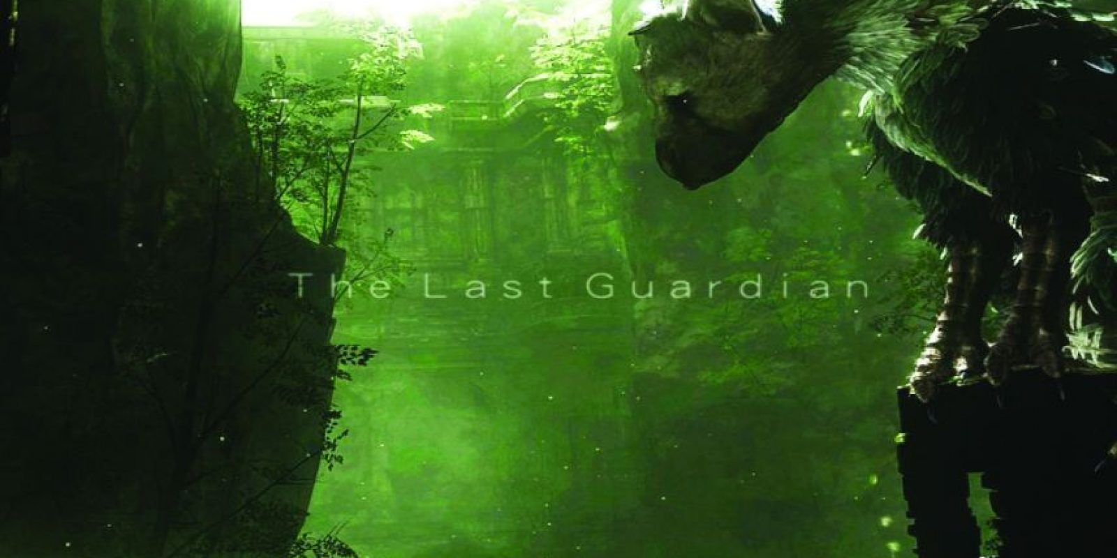 The Last Guardian Foto: Sony