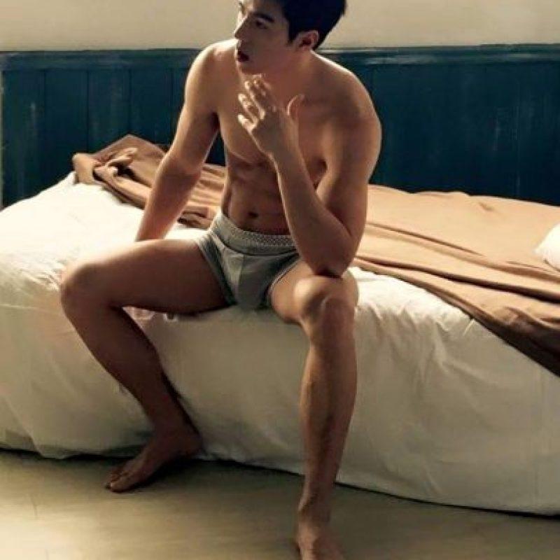 """Mostrar a personas """"sexies"""" en empleos comunes. Foto:vía Facebook/ Yi Tin Chen"""