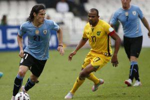 Y definirá su situación con la Selección de su equipo tras hablar con Óscar Tabárez.