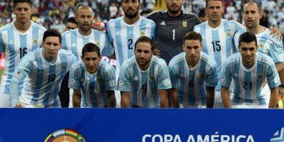 Argentina vs. Colombia / 26 de junio Foto:Vía facebook.com/AFASeleccionArgentina