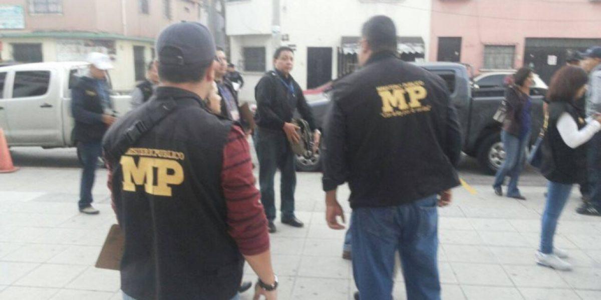 MP realiza allanamientos contra traficantes de migrantes